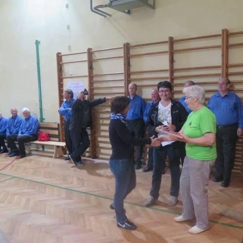 17. srečanje gasilk Gasilske zveze Trebnje