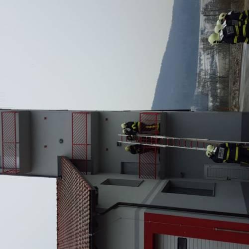 Nadaljevalni tečaj za gasilca 2016