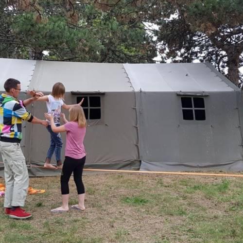 Taborjenje gasilske mladine 2018 - 2. dan (mlajši)