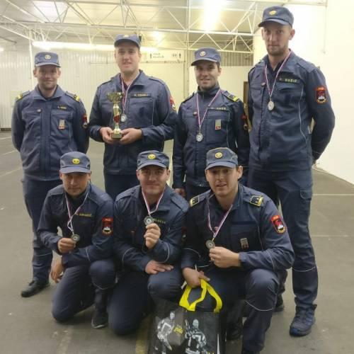 Gasilska enota širšega pomena PGD Trebnje osvojila odlično 2. mesto