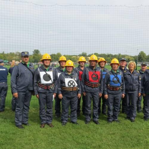 Državno gasilsko tekmovanje Matevža Haceta zaključeno