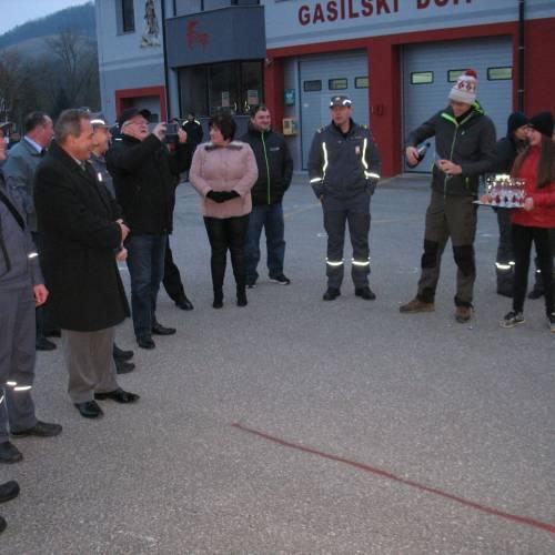 Nova gasilska pridobitev Temeniške in Mirnske doline