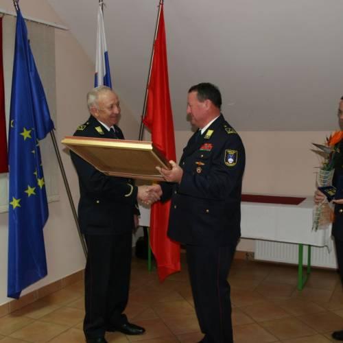 Prvi častni predsednik GZ Trebnje