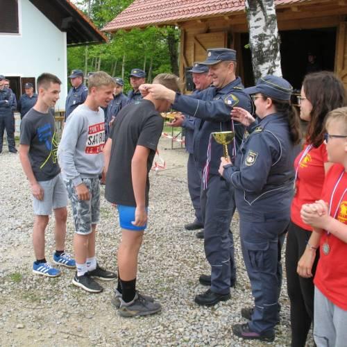 Tekmovanje v gasilski orientaciji (11.5.2019) - rezultati