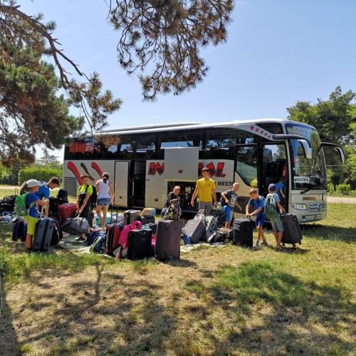 Taborjenje gasilske mladine 2019 - 5. dan