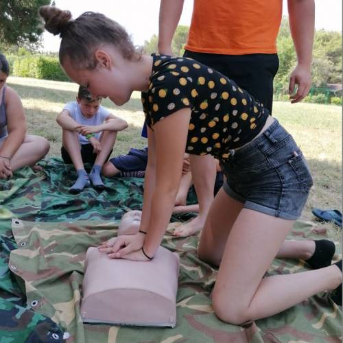 Taborjenje gasilske mladine 2019 - 7. dan