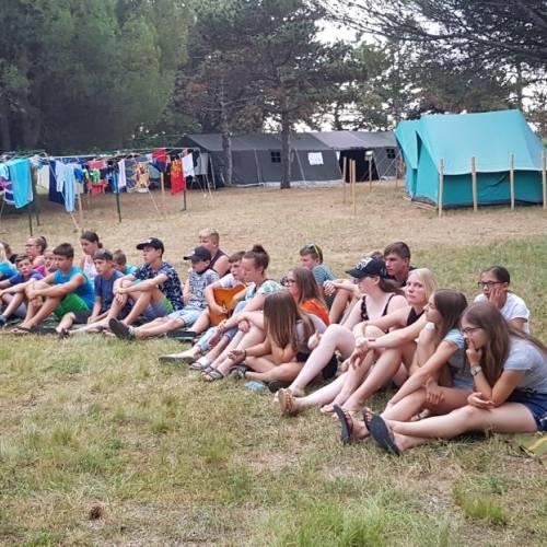 Taborjenje gasilske mladine 2019 - 8. dan