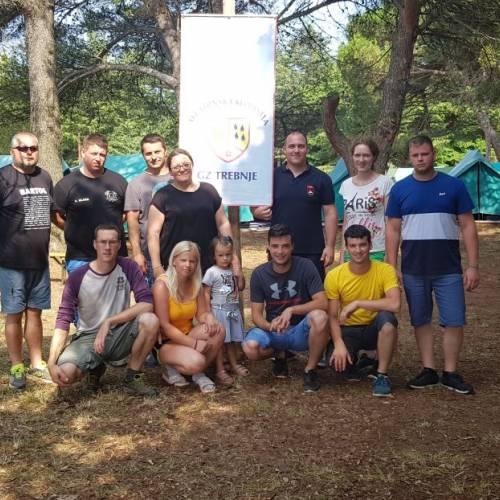 Taborjenje gasilske mladine 2019 - 9. dan