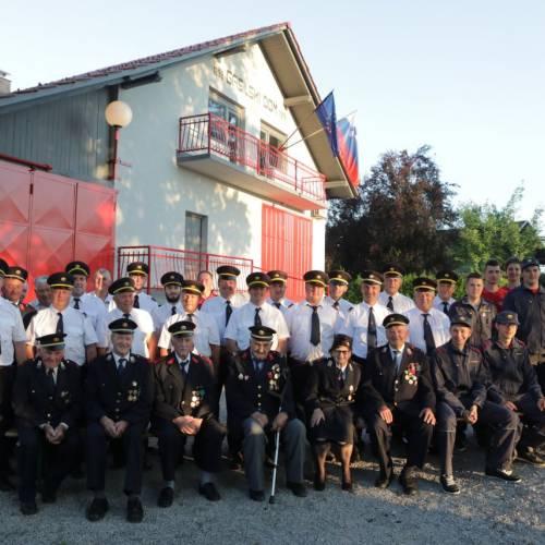 Vabilo na praznovanje ob 120-letnici PGD Šentrupert
