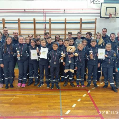 Kviz gasilske mladine 2020 (30.11.2019) - rezultati
