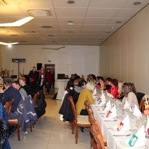 Tradicionalno srečanje članic gasilk Gasilske zveze Trebnje