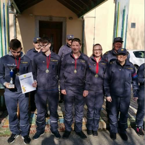 Regijsko tekmovanje v kvizu gasilske mladine 2020 zaključeno