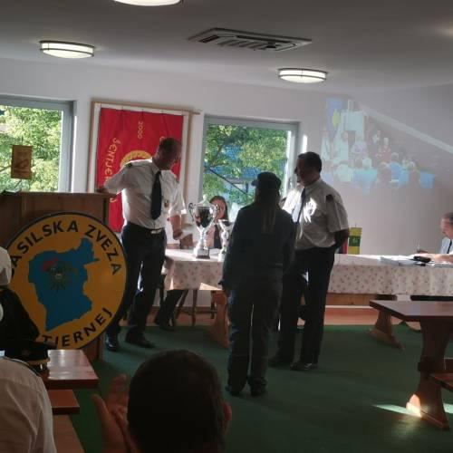 Tekmovanje SSV za Pokal Gasilske regije Dolenjska 2020 – končni rezultati