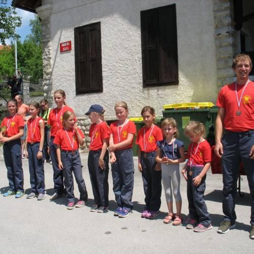 Državno gasilsko tekmovanje v Celju