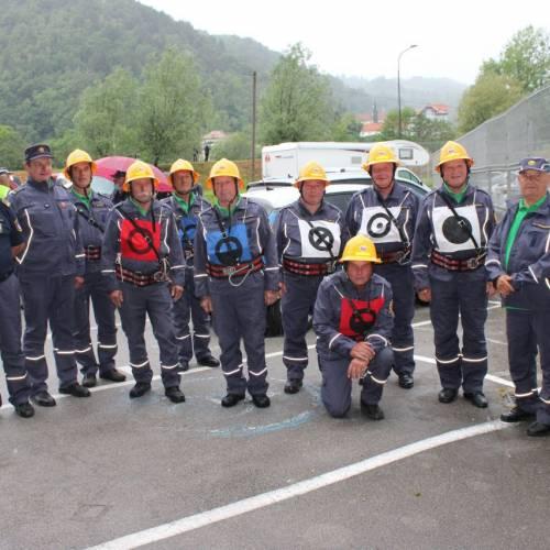 Zaključeno državno gasilsko tekmovanje v Celju