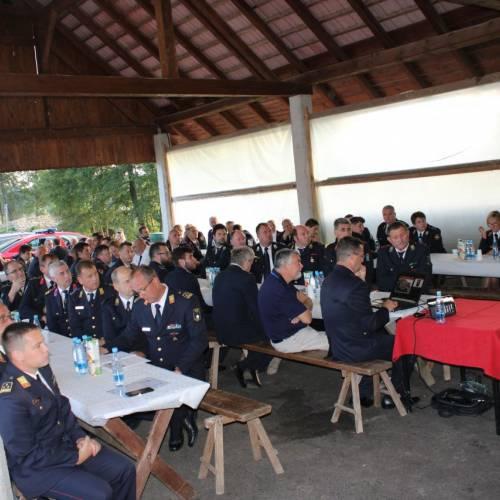 66. skupščina Gasilske zveze Trebnje uspešno zaključena